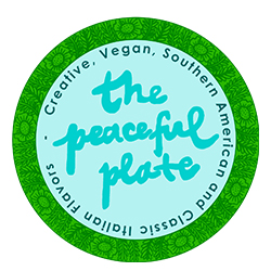 The Peaceful Plate